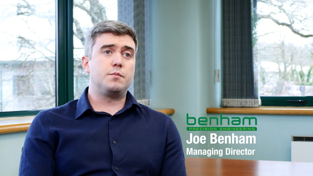 Benham Precision Engineering Managing Director